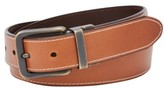 Fossil Men's Fitz Reversible Leather Belt