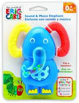 Kids Preferred World of Eric Carle, Elephant Music and Sound Teether
