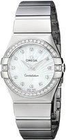 Omega Women's 123.15.27.60.55.002 Constellation Dial Watch