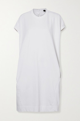 Bassike Organic Cotton-jersey Dress - White