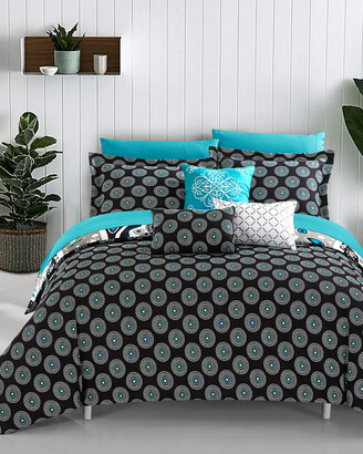 Chic Home Bryton 10Pc Reversible Comforter Set