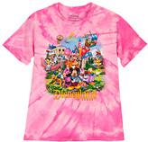 Disney Disneyland Resort Tee for Girls - Tie-Dye Storybook
