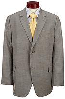 Perry Ellis Big & Tall Micro Plaid Jacket