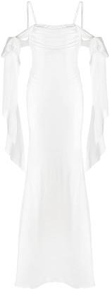 Parlor Empire Line Maxi Dress