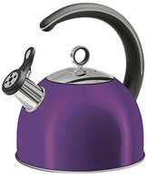 Morphy Richards Accents Whistling Kettle, 2.5 L - Purple