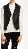 Muu Baa Muubaa Cassidy Genuine Leather Gilet