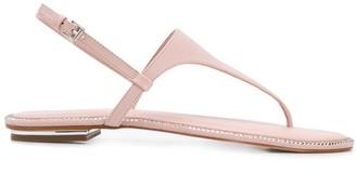 MICHAEL Michael Kors Studded Thong Sandals