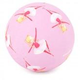 Crocodile Creek Pink ballerina playground ball