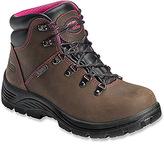 Avenger Safety Footwear Women's 7125 Waterproof EH Slip Resistant ST Hiker