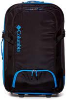 "Columbia Impavid Trek 20\"" Expandable Rolling Suitcase"