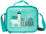 Fashion Angels Turquoise 'No Prob Llama' Lunch Tote