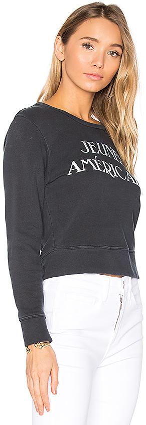 Mother The Matchbox Sweatshirt