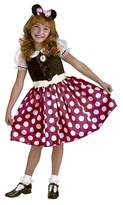 Disguise Minnie Mouse Girls' Costume - L(10-12)