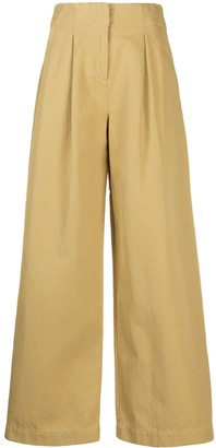 YMC Pleated Trousers