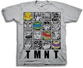 Freeze Silver TMNT Tee - Boys