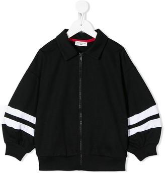 MonnaLisa TEEN Minnie Mouse bomber jacket