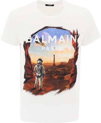 Balmain Astronaut T-Shirt