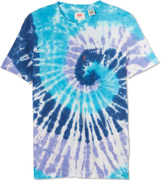 Levi's Levis Classic Tie Dye Logo T-Shirt