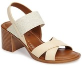 Women's Tuscany Perlita Strappy Block Heel Sandal