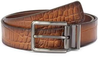 Bugatti Textured Leather Belt
