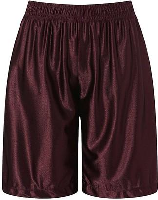 Richie House Boys' Active Shorts Fuchsia - Fuchsia Sports Shorts - Infant & Boys