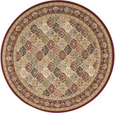 Kathy Ireland Washington Square Round Rug