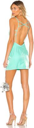 superdown Karissa Strappy Mini Dress