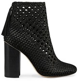 Tory Burch Grove Woven Booties