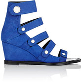Opening Ceremony WOMEN'S OLIVIA NUBUCK WEDGE SANDALS