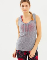 Lorna Jane Decoy SS Hooded Tank