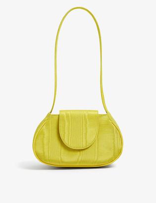 For The Ages Ineva Baguette cotton-blend bag