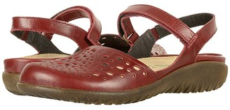 Naot Footwear Arataki (Black Raven Leather) Women's Shoes
