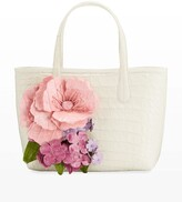Thumbnail for your product : Nancy Gonzalez Limited Edition Erica Mini Flower Bomb Tote Bag