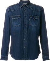 Hydrogen denim shirt