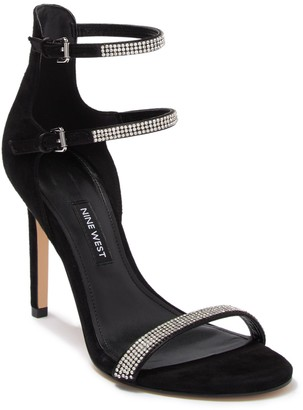 Nine West Iliana Embellished Sandal