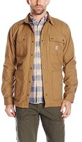 Carhartt Men's Full Swing Quick Duck Overland Shirt Jacket