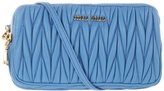 Miu Miu Women's 5zh011n88f0p9s Leather Clutch