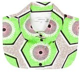 Carven Printed Button-Up Dickie