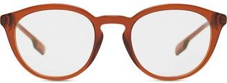 Burberry Eyewear Round Frameglasses