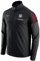 Nike Men's Georgia Bulldogs Elite Coaches Dri-FIT Pullover
