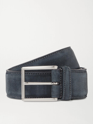 Andersons 4cm Suede Belt