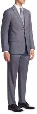 Emporio Armani Birdseye G Line Suit