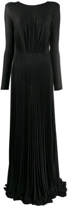 Elisabetta Franchi Side Slit Dress