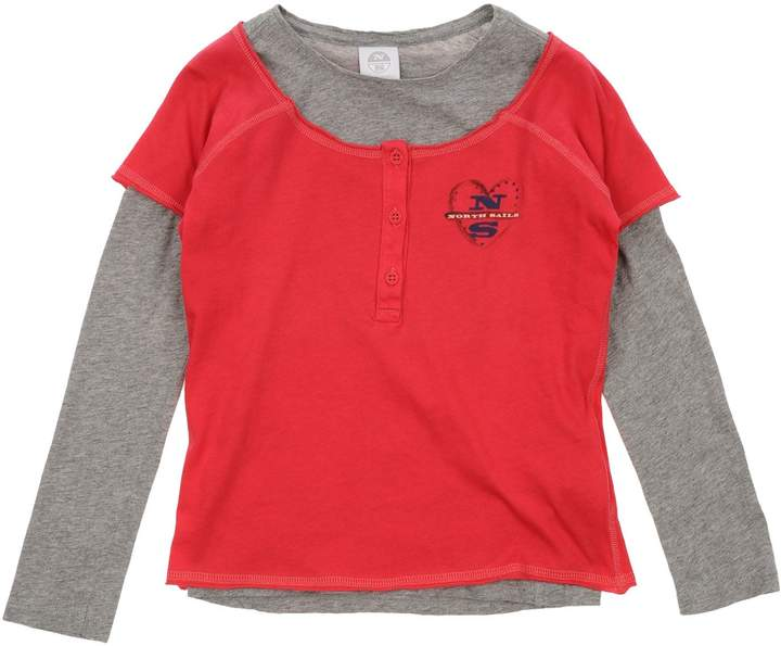 North Sails T-shirts - Item 37823045