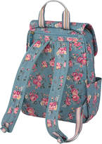 Cath Kidston Kingswood Rose Buckle Backpack