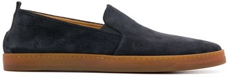 Henderson Baracco Slip-On Round Toe Loafers