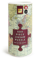 Marks and Spencer 500 Piece Jigsaw Puzzle Map of the World