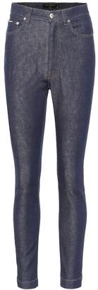 Dolce & Gabbana High-rise skinny jeans