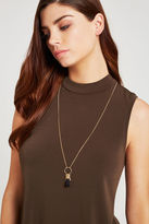 BCBGeneration Wild & Free Tassel Necklace - Gold