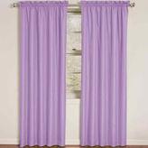 Eclipse Kids Wave Rod-Pocket Thermal Blackout Curtain Panel